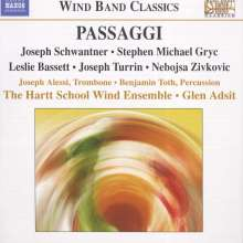 The Hartt School Wind Ensemble - Passaggi, CD