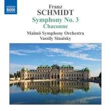 Franz Schmidt (1874-1939): Symphonie Nr.3, CD