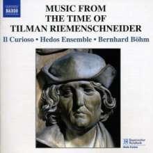 Musik aus der Zeit Tilman Riemenschneiders (1460-1531), CD