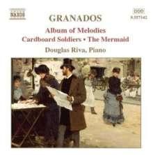 Enrique Granados (1867-1916): Klavierwerke Vol.8, CD