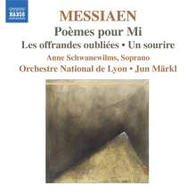 Olivier Messiaen (1908-1992): Poemes pour mi (1936), CD