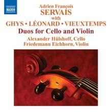 Alexander Hülshoff - Duos für Cello & Violine, CD