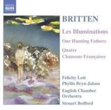 Benjamin Britten (1913-1976): Orchesterlieder-Zyklen Vol.1, CD