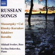 Mikhail Svetlov - Russian Songs, CD