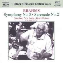 Georg Tintner Memorial Edition Vol.5, CD