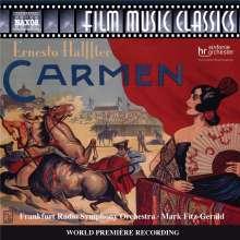 """Ernesto Halffter (1905-1989): Filmmusik """"Carmen"""", CD"""