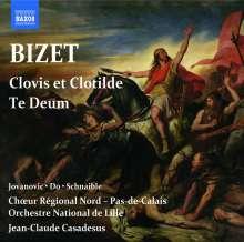 Georges Bizet (1838-1875): Te Deum, CD