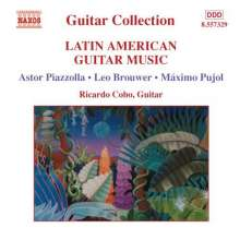 Ricardo Cobo - Latin American Guitar Music, CD