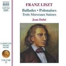 Franz Liszt (1811-1886): Klavierwerke Vol.22, CD