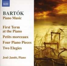 Bela Bartok (1881-1945): Klavierwerke Vol.6, CD