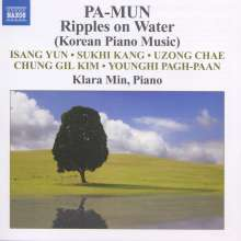 Klara Min - Pa-Mun/Ripples on Water, CD