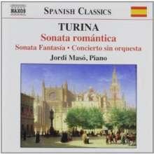 Joaquin Turina (1882-1949): Klavierwerke Vol.2, CD