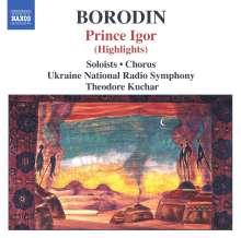 Alexander Borodin (1833-1887): Fürst Igor (Ausz.), CD