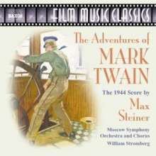 Max Steiner (1888-1971): The Adventures of Mark Twain (Filmmusik), CD