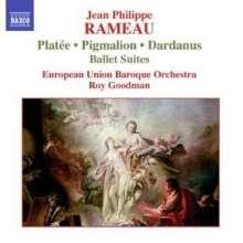 Jean Philippe Rameau (1683-1764): Dardanus-Suite, CD