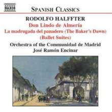 Rodolfo Halffter (1900-1987): Orchesterwerke Vol.1, CD