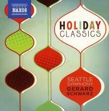 Seattle Symphony - Holiday Classics, CD