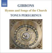 Orlando Gibbons (1583-1625): Hymnes & Songs of the Church, CD
