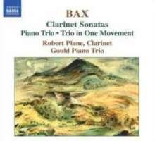 Arnold Bax (1883-1953): Klaviertrio B-Dur, CD