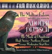 Adolph Deutsch (1897-1980): Filmmusik, CD
