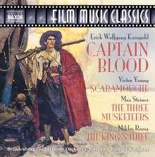 Filmmusiken, CD
