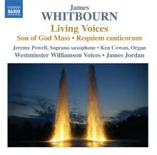 James Whitbourn (geb. 1963): Son of God Mass, CD