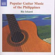 Ric Ickard - Populäre Gitarrenmusik der Philippinen, CD