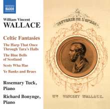 William Vincent Wallace (1812-1865): Celtic Fantasies for Piano, CD