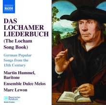 Das Lochamer Liederbuch - Gesänge aus Deutschland (15.Jh.), CD