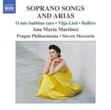 Ana Maria Martinez - Soprano Songs & Arias, CD