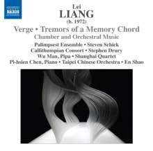 Lei Liang (geb. 1972): Verge, CD