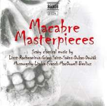 "Naxos-Sampler ""Macabre Masterpieces"", 2 CDs"