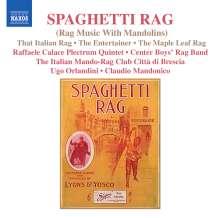 Spaghetti Rag, CD