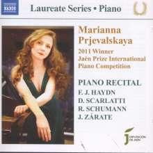 Marianna Prjevalskaya,Klavier, CD