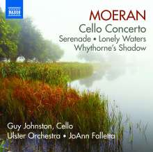 Ernest Moeran (1894-1950): Cellokonzert, CD