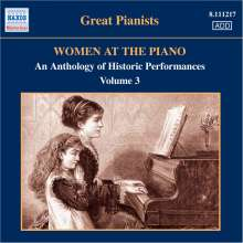 Women at the Piano Vol.3, CD