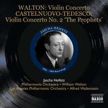 William Walton (1902-1983): Violinkonzert, CD