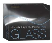 Glass / Bourmemouth So: Of Beauty & Light: Music Of Ph, CD