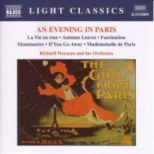 Richard Hayman & his Orchestra - An Evening in Paris, CD