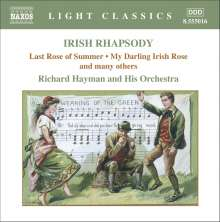 Richard Hayman Orchestra - Irish Rhapsody, CD