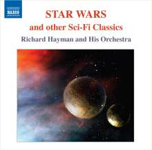 Star Wars & Other Sci-Fi Classics, CD