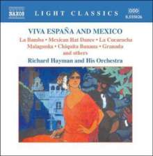 Richard Hayman Orchestra - Viva Espana and Mexico, CD