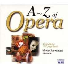 A-Z Of Opera / Various: A-Z Of Opera / Various, CD