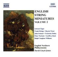 English String Miniatures 2, CD
