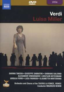 Giuseppe Verdi (1813-1901): Luisa Miller, 2 DVDs
