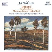 Leos Janacek (1854-1928): Mährische Tänze, CD