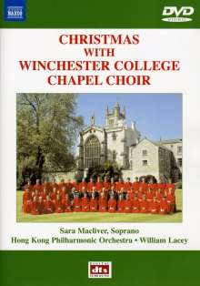 Christmas with Winchester College Chapel Choir, DVD