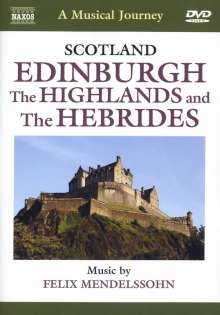 A Musical Journey - Schottland, DVD