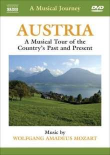 A Musical Journey - Österreich, DVD