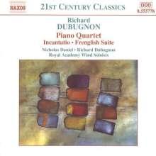 Richard Dubugnon (geb. 1968): Klavierquartett, CD